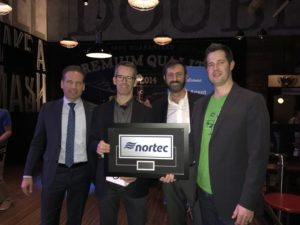 Kilmer is Nortec Rep of the Year